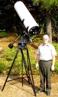 Dick Parker S Telescope Mirror Workshop Cassegrain